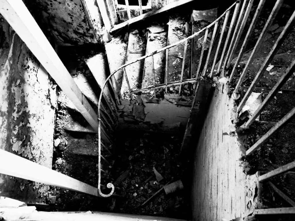 nocton hall stairs