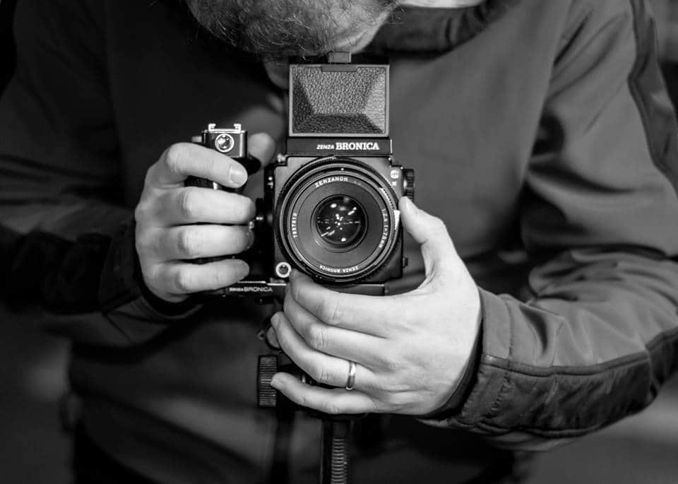 instinctive photography photo of phloger with bronica