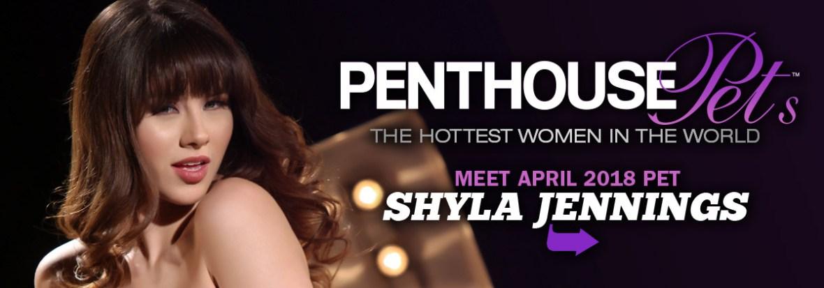Penthouse Pet Shyla Jennings
