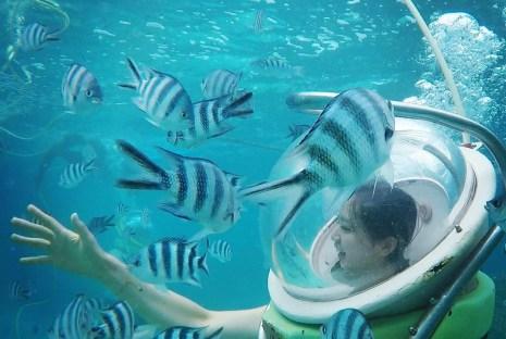 Undersea Walk in Mauritius | Prestige Holidays Mauritius