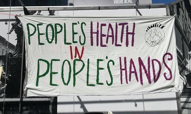 people s health movement