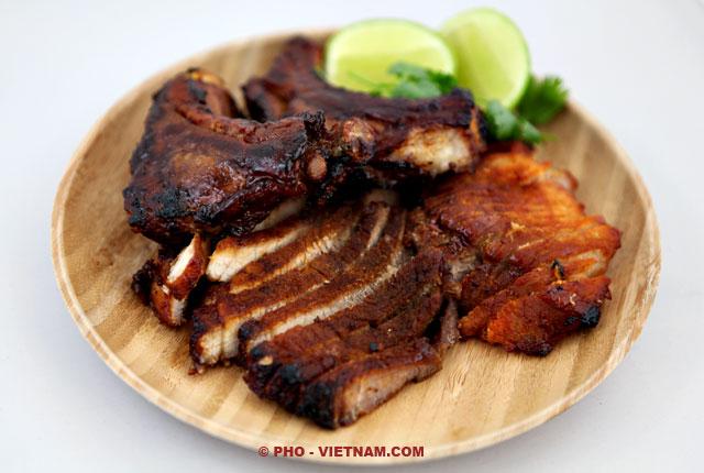 Xa xiu-vlees (foto: Pho Vietnam © Kim Le Cao)