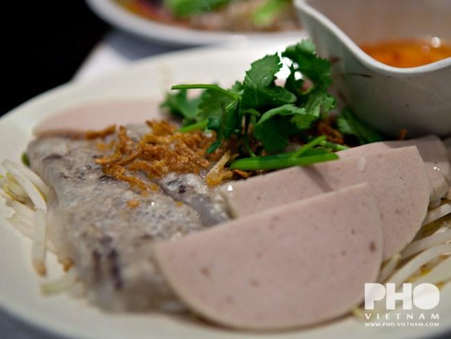 Banh cuon in Parijs (foto: Kim Le Cao © Pho Vietnam)
