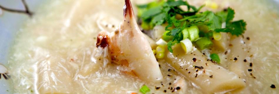 Sup mang cua (foto: Pho Vietnam © Kim Le Cao)