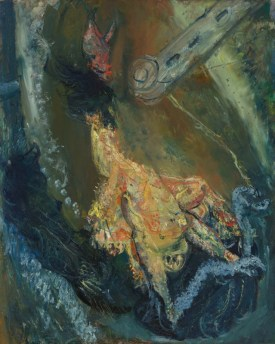 Chaïm Soutine The Turkey Around 1925 Paris, musée de l'Orangerie © RMN-Grand Palais (musée de l'Orangerie) / Hervé Lewandowski
