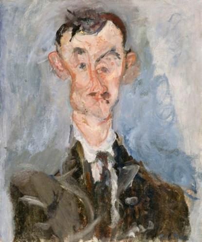 Chaïm Soutine Portrait of a Man (Emile Lejeune) Around 1922 Paris, musée de l'Orangerie © RMN-Grand Palais (musée de l'Orangerie) / Hervé Lewandowski