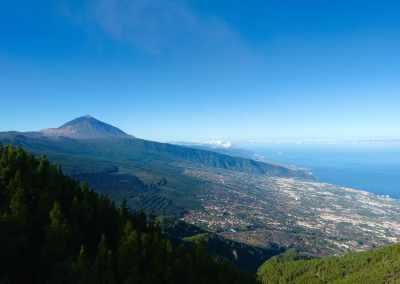 Mirador Chipeque, Tenerife