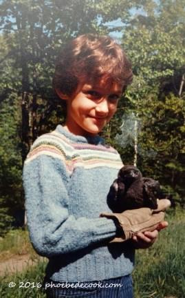 Phoebe age 10, phoebedecook.com