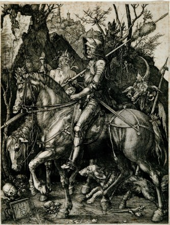 Knight, Death and the Devil