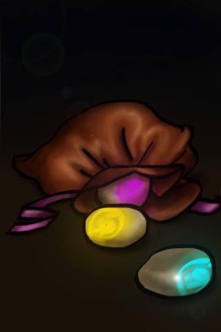 Clan pebbles - determine your clan
