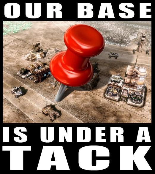 underattack
