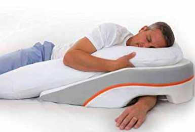 obstructive sleep apnea OSA pillow