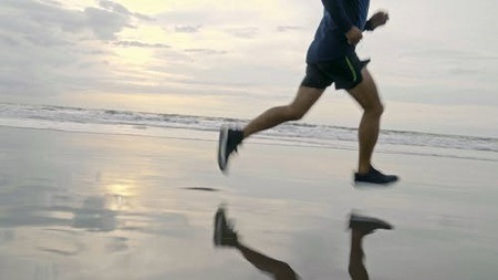 how to get back on track after injury knee jogging