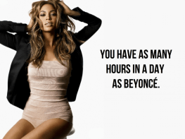 You+Have+Just+As+Many+Hours+In+Your+Day+As+Beyonce+-+The+Editor's+Touch