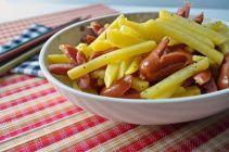 감자채 볶음 레시피