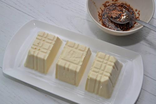 和食豆腐おかず冷奴 レシピ