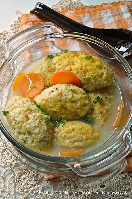 유태인 생선 요리 게필테 피쉬 레시피