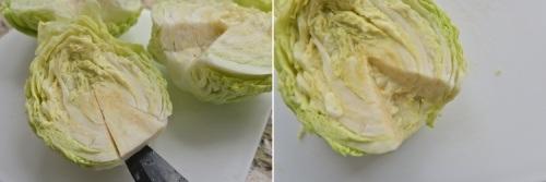 양배추 찌는 법