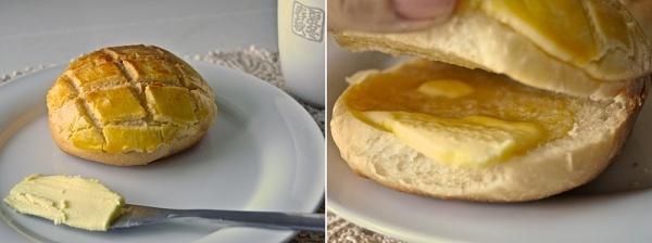 홍콩 파인애플 빵 레시피