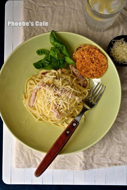 スパゲッティ カルボナーラ レシピ