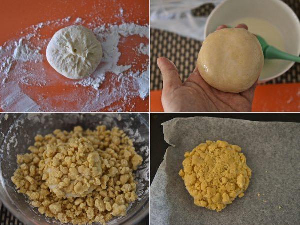 소보루 빵 만들기