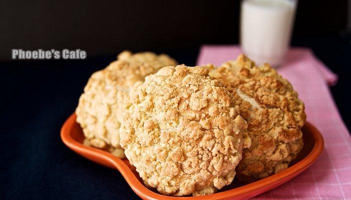 홈메이드 소보루 빵 만들기