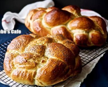 할라 빵 만들기