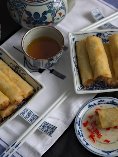Chinese spring roll recipe