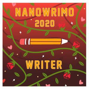 NaNoWriMo2020 flair