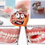 Zahnersatz Prothesenreiniger Enzymreiniger