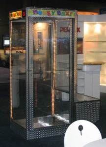 Custom Vault Money Booth