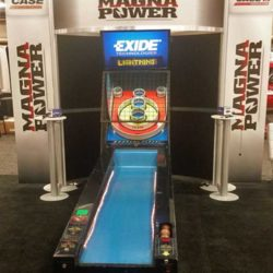 Rent skee ball machine