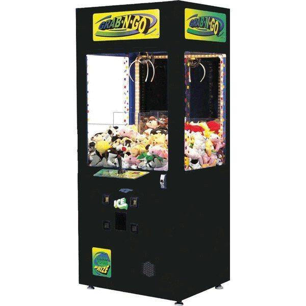 Grab N Go Claw Machine Rental
