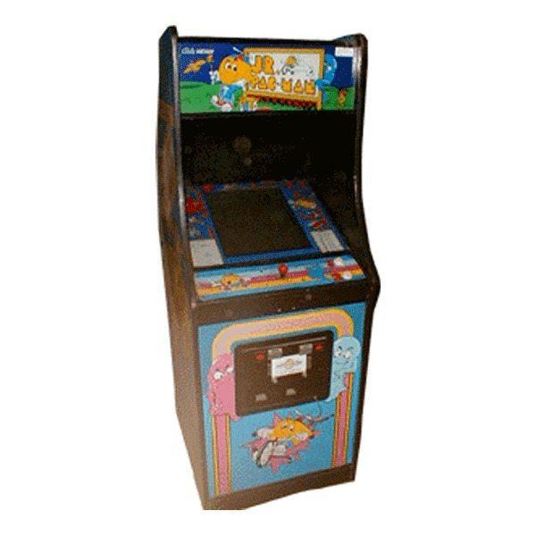 Pacman JR Retro Arcade