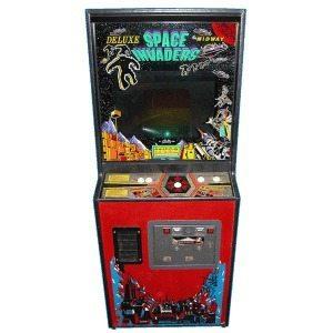 Space Invaders Retro Arcade Classic