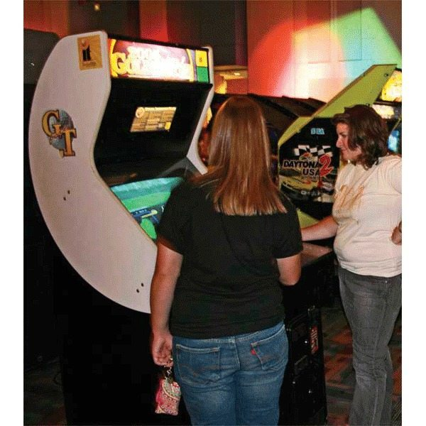 Golden Tee Golf Arcade Game