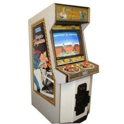 Virtua Fighting Video Arcade Game