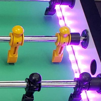 LED Foosball Table lights