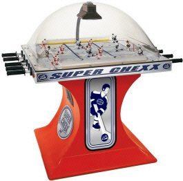 Bubble Dome Hockey