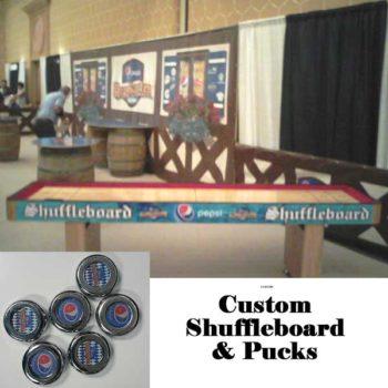 Custom Shuffleboard
