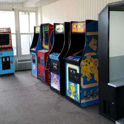 Classics Arcades and Photo Booth