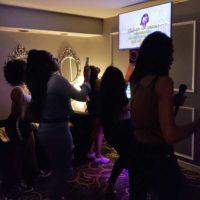 Karaoke at Corporate Event