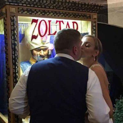 Zoltar, Zoltar Fortune Teller, Zoltar Fortune Teller Machine, Fortune Teller Machine, Phoenix Amusements Atlanta