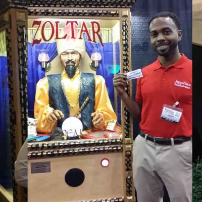 Winner with Zoltar