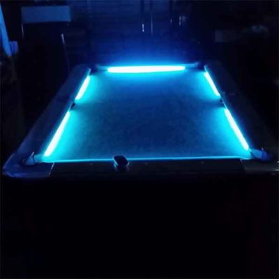 LED Pool Table