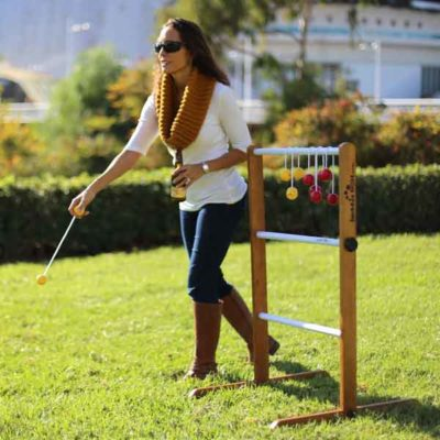 Ladderball or Ladder Golf