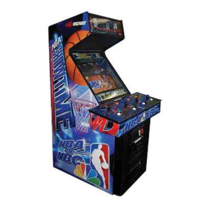 NBA NFL Combo Arcade Game Rental