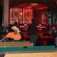 basketball arcade machine rental