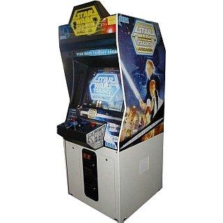 Star Wars Trilogy Video Arcade Game rental