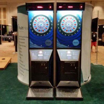 Shelti Electronic Darts Tradeshow